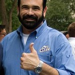 "Billy Mays says, ""Up Yours!"""