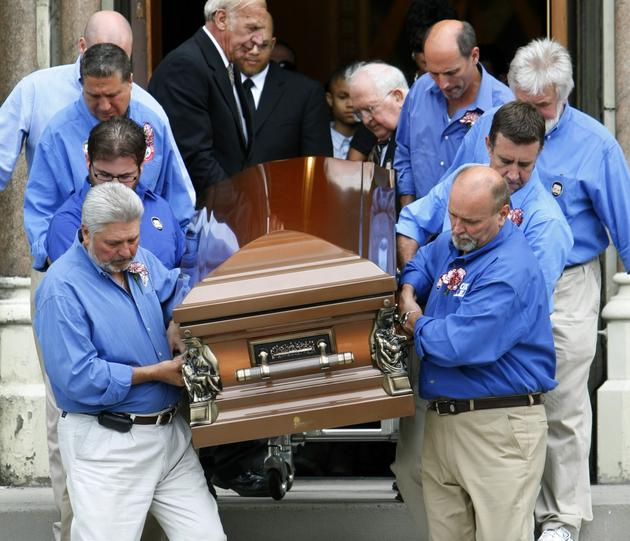 Famous Funerals Photos http://jordyclements.com/tag/billy-mays/