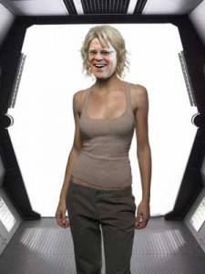 An artist's rendering of Robert Scoble