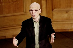 Seth Godin was sent from Mars to take over the Internet