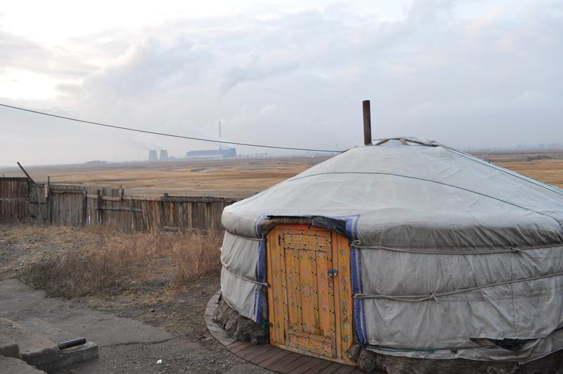 My Ger, Ulaanbaatar, Mongolia