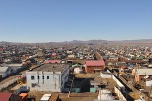 Overlooking Yarmeg, Ulaanbaatar, Mongolia