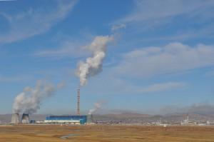 Coal Plant, Ulaanbaatar, Mongolia